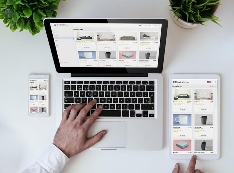 Competitive Business Key Website Features